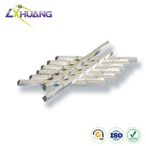 Sn91Zn9 Alloy Solder Bar